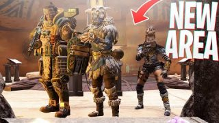 First Look at the NEW Area Coming to Apex Legends! – The Old Ways Event